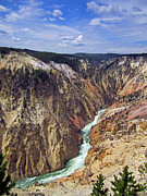 Wyoming Photo Prints - Canyon of Dreams Print by Mike Podhorzer