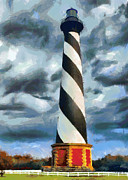 Lynne Jenkins - Cape Hatteras Lighthouse