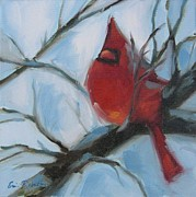 Erin Rickelton - Cardinal Composed