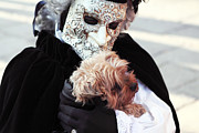 Dog Pics Photos - Carnival Dog by John Rizzuto