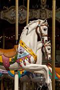 Carousel 1 Print by Art Ferrier