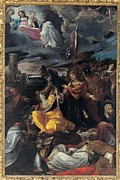 Assumption Posters - Carracci Ludovico, Assumption Poster by Everett