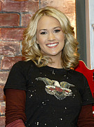 Hall Of Fame Photo Originals - Carrie Underwood by Don Olea