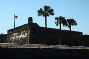 Jeff Holbrook Art - Castillo de San Marcos by Jeff Holbrook