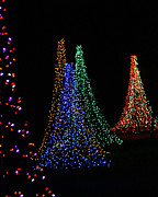 Celebration Art Print Prints - Celebration of Lights - Oshkosh Print by Carol Toepke