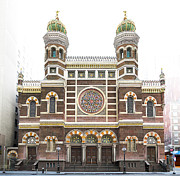 Michael Davis - Central Synagogue