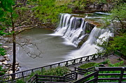 Immense Prints - Chagrin Falls Ohio Print by Robert Harmon
