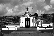 Gaspar Avila Art - Chapel in Azores by Gaspar Avila