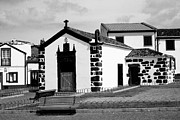 Urban Buildings Prints - Chapel in Azores islands Print by Gaspar Avila