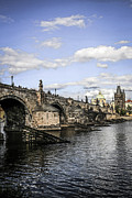 Charles Bridge Originals - Charles Bridge Prague by Chris Smith