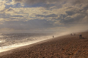 Chesil Beach Prints - Chesil Beach Print by Joana Kruse