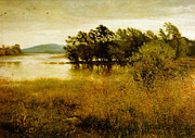 Chill October Print by John Everett Millais