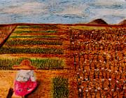 Angela Pari  Dominic Chumroo - Chive Harvest