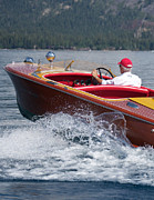 Chris Craft Photos - Chris-Craft Classic by Steven Lapkin