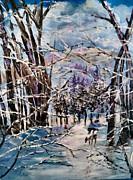 Arlen Avernian Thorensen - Christmas Snow