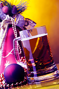 Beer Photo Originals - Christmas time by Christin Slavkov