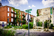 Decrepit Prints - Cincinnati Glencoe-Auburn Place Picture Print by Paul Velgos