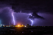 Lightning Strike Originals - City lightning by Marko Korosec