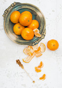 Clementines Prints - Clementines Print by Christopher and Amanda Elwell