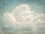 Clouds Digital Art Prints - Cloud Series 3 of 6 Print by Brett Pfister