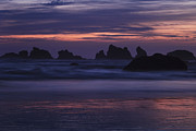 Bandon Posters - Coastal Reflections Poster by Andrew Soundarajan