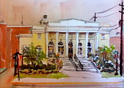 Cobb Originals - Cobb Marietta Museum of Art by Kathy Rennell Forbes