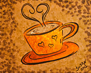 Susan Cliett - Coffee Love