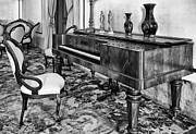 Mafra Prints - Collard and Collard Piano Print by Spart - Jose Elias - Sofia Pereira