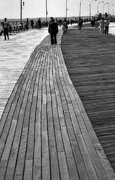 Jeff Breiman - Coney Island Boardwalk