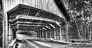 Scenic Drive Prints - Covered Bridge at Sleeping Bear Dunes Print by Twenty Two North Photography