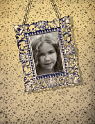 Ornate Frame Posters - Crooked Hanging Photograph Poster by Christopher and Amanda Elwell