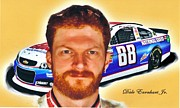 William Cox - Dale Earnhardt Jr.