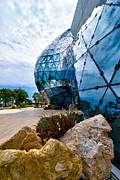 Dali Museum Saint Petersburg Florida Print by Amy Cicconi