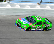 Danica Patrick Prints - Danica Print by Jason Loving