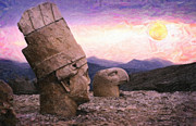 MotionAge Art and Design - Ahmet Asar - Daughter of Nemrut in...