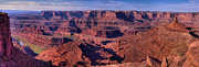 Stephen Campbell - Dead Horse Point Sunrise