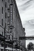 Baseball Field Framed Prints - Dempseys Brew Pub Framed Print by Susan Candelario