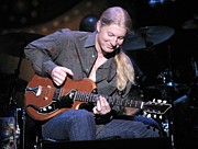 Blue-eyed Soul Prints - Derek Trucks Print by Front Row  Photographs