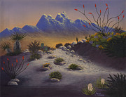Kelly Goswick - Desert Peak