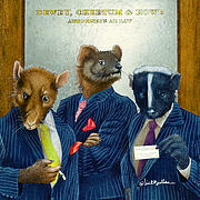 Lawyer Originals - Dewey Cheetum and Howe... by Will Bullas