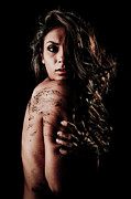 Nude Fashion Girl Woman Naked Nude Photos - Dirty Girl by JT PhotoDesign