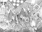 Disintegration Of Sorts Print by Dan Twyman