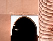 Moroccan Photos - Doorway  by A Rey