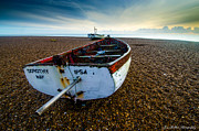 Aldeburgh Prints - Dorothy May Print by Jon Medlow