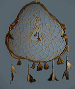 Organic Tapestries - Textiles - Dream Catcher by Michelle White