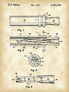 Kay Prints - Duck Call Patent Print by Stephen Younts