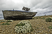 Dungeness Print by Lesley Rigg