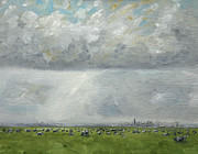 Nancy Van den Boom - Dutch Landscape