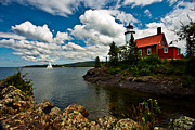 Todd Hanes - Eagle Harbor Lighthouse