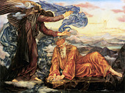 Evelyn De Prints - Earthbound Print by Evelyn de Morgan